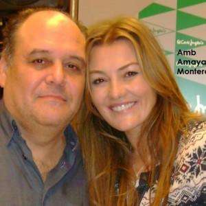 Amb Amaia Montero-2011