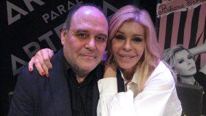 Amb Bibiana Fernández-2012