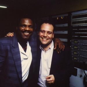 Amb Billy Preston, el 5è Beatle-1990