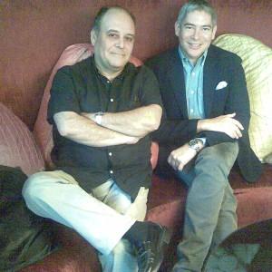 Amb Boris Izaguirre -2011