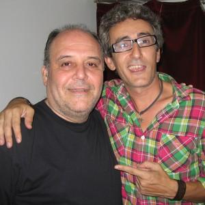 Amb David Fernández-Chiquiliquatre-2012