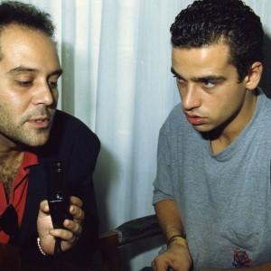 Amb Eros Ramazzotti-1988