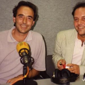 Amb Joan Manuel SERRAT -1989