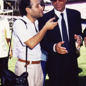 Amb Julio Iglesias-1988