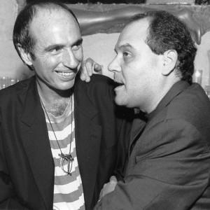 Amb Lluís Llach-1995