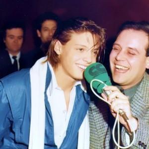 Amb Luis Miguel-1985