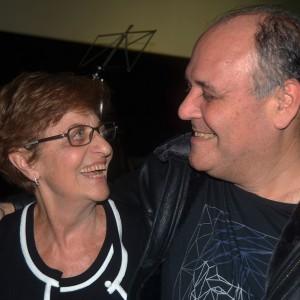 Amb Mª Luisa Solá - 2014