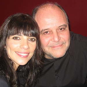 Amb Maribel Verdú-2011