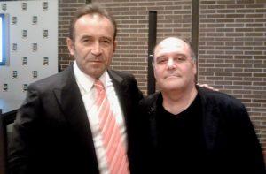 Amb Miquel Calzada-2012
