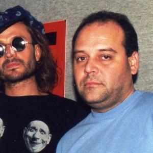Amb Nacho Cano 1994