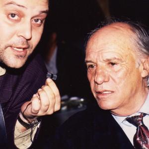 Amb Paco Rabal-1990