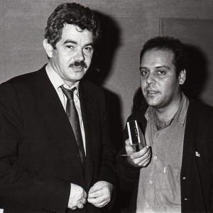 Amb Pascual Maragall - 1987