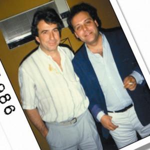 Amb J.L.Perales - 1986
