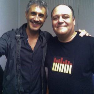 Amb Sergio Dalma - 2007